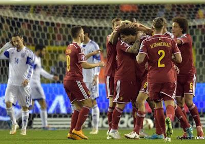 Les Diables Rouges soignent le spectacle face à Chypre (5-0)