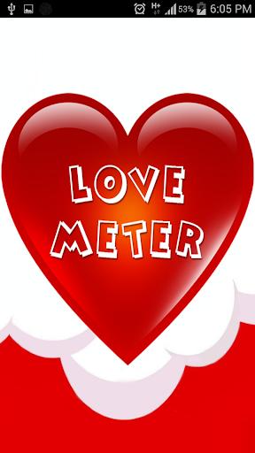 مقياس الحب باللغة الانجليزية