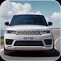 Crazy Car Driving & City Stunts: Rover Sport icon