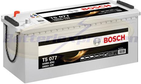 Bosch 12V 180Ah Start.