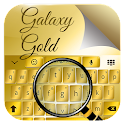 Gold Keyboard 4 Samsung Galaxy icon