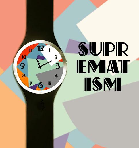 Suprematism Watch Face
