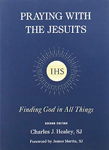 PRAYING WITH THE JESUITS (BLÅ)