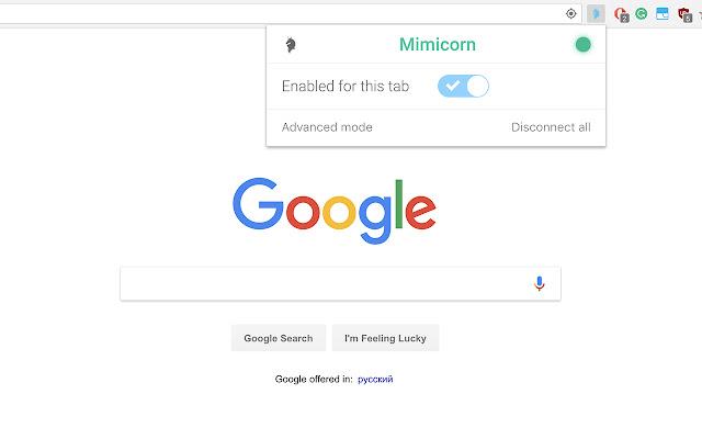 Mimicorn