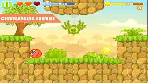 Red Ball 5 : Jump Ball Adventure 1.0.2 {cheat hack gameplay apk mod resources generator} 2