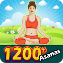 Yoga Asanas - Perfect Yoga for Beginners icon