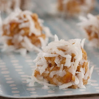 Coconut Peanut Butter Bites Recipe