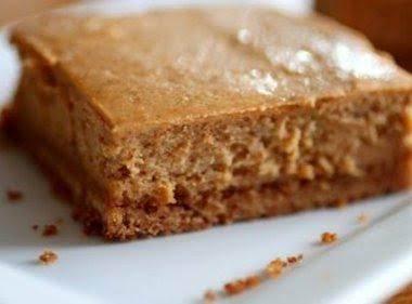 Sweet Potato Cheesecake Squares Recipe
