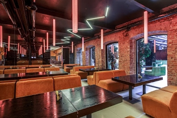 Ресторан «Хац Хаус» на Рабочей