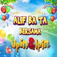 Alif Ba Ta With Upin & Ipin