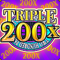 Triple 200x Pay Slot Machines icon
