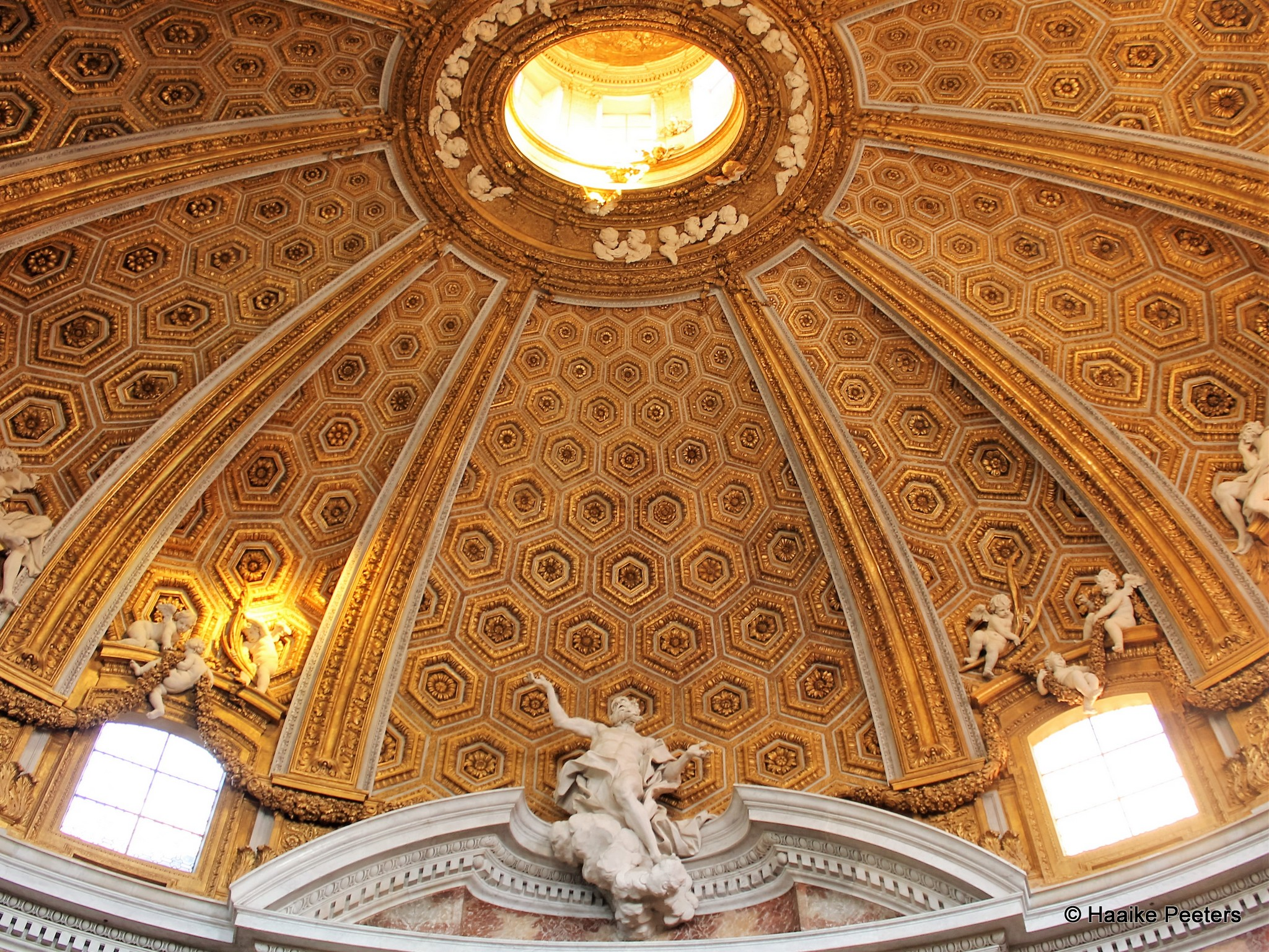Sant'Andrea al Quirinale Rome (Le petit requin)