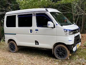 ハイゼットカーゴ  クルーズ ビジネスパック 5MT 4WDのカスタム事例画像 とねっとさんの2020年10月22日17:12の投稿