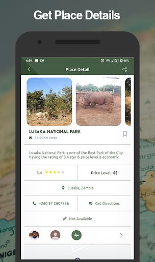 Zambian City Guide screenshot 5