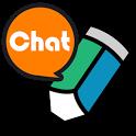카툰챗_Cartoon Chat icon