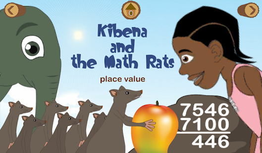 Ubongo Kids - Math Rats- screenshot thumbnail