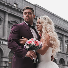 Wedding photographer Egor Yarovoy (Egorf16). Photo of 04.11.2017