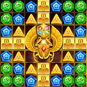 Cleopatra Quest Match3 Puzzle