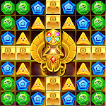 Cleopatra Quest Match3 Puzzle Icon