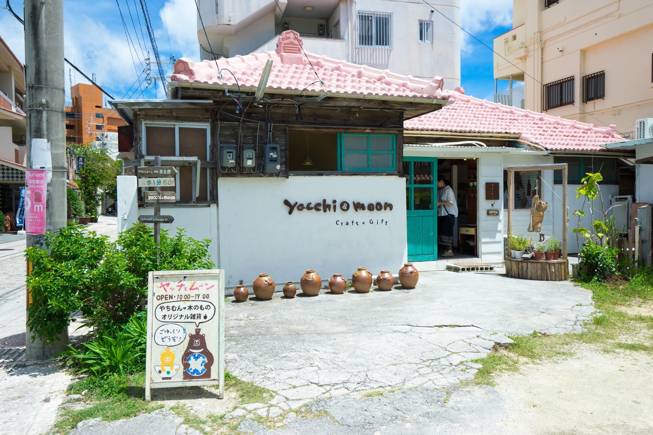 Okinawa Tsuboya Yachimun Street3