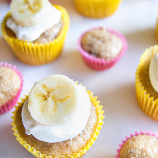 2-Ingredient Banana Muffins.