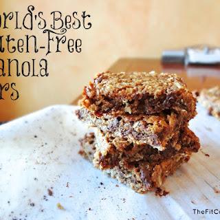 World's Best Gluten-Free Granola Bars