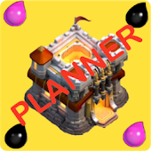 clash of clans planner