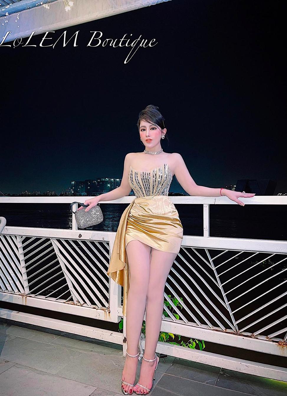 Khám phá phong cách thời trang quyến rũ, cá tính của cô chủ Lọ Lem Boutique - CEO Phạm Thị Thanh Nhàn  - Ảnh 6