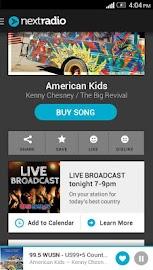 NextRadio - Free Live FM Radio Screenshot 8
