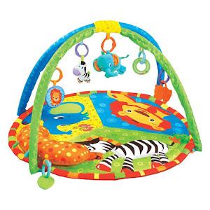 Centru de activitati pentru bebelusi, saltea de joaca