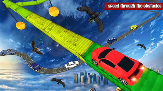 Impossible Tracks Car Stunts: New 3D Tricky Racer - náhled