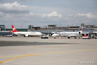 Photo: Terminalen på Bremen Airport.