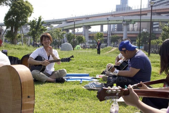 ギター体験イベント