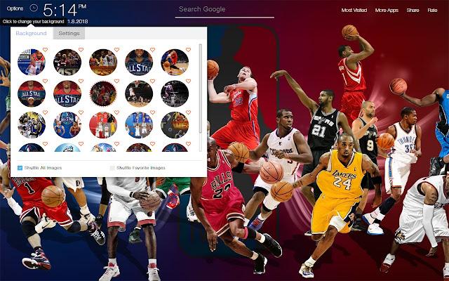 Nba All Stars Basketball Wallpapers Fullhd