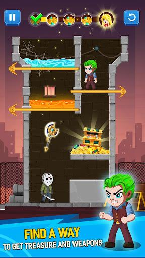 Hero pull the pin: Hero rescue filehippodl screenshot 1