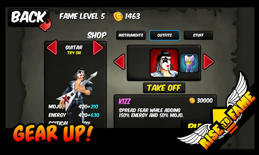Rise To Fame: Band Battle 1.1 Mod screenshots 4
