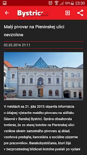 Bystricak - náhled