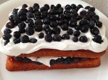Easy Berrylicious Cake