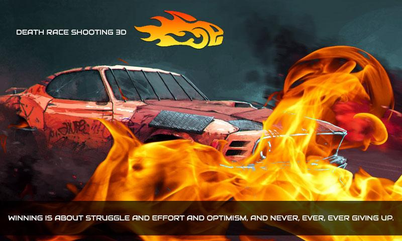 Death Race Shooting 3D- screenshot