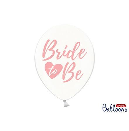 Ballonger Bride to be, rosa