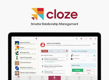 Cloze Relationship Management