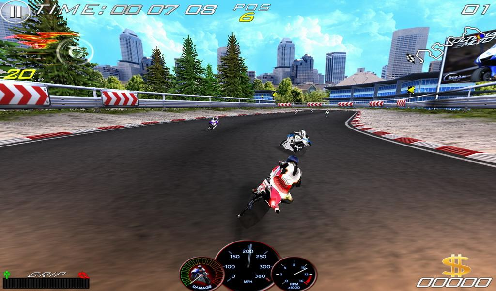 Ultimate Moto RR 3 Free- screenshot