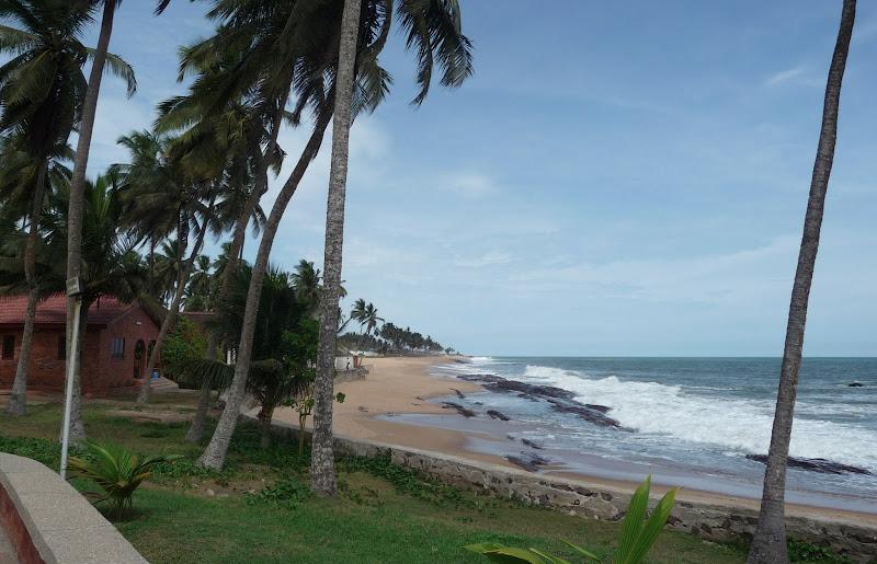 Photo: 03 Takoradi - Ghana beach
