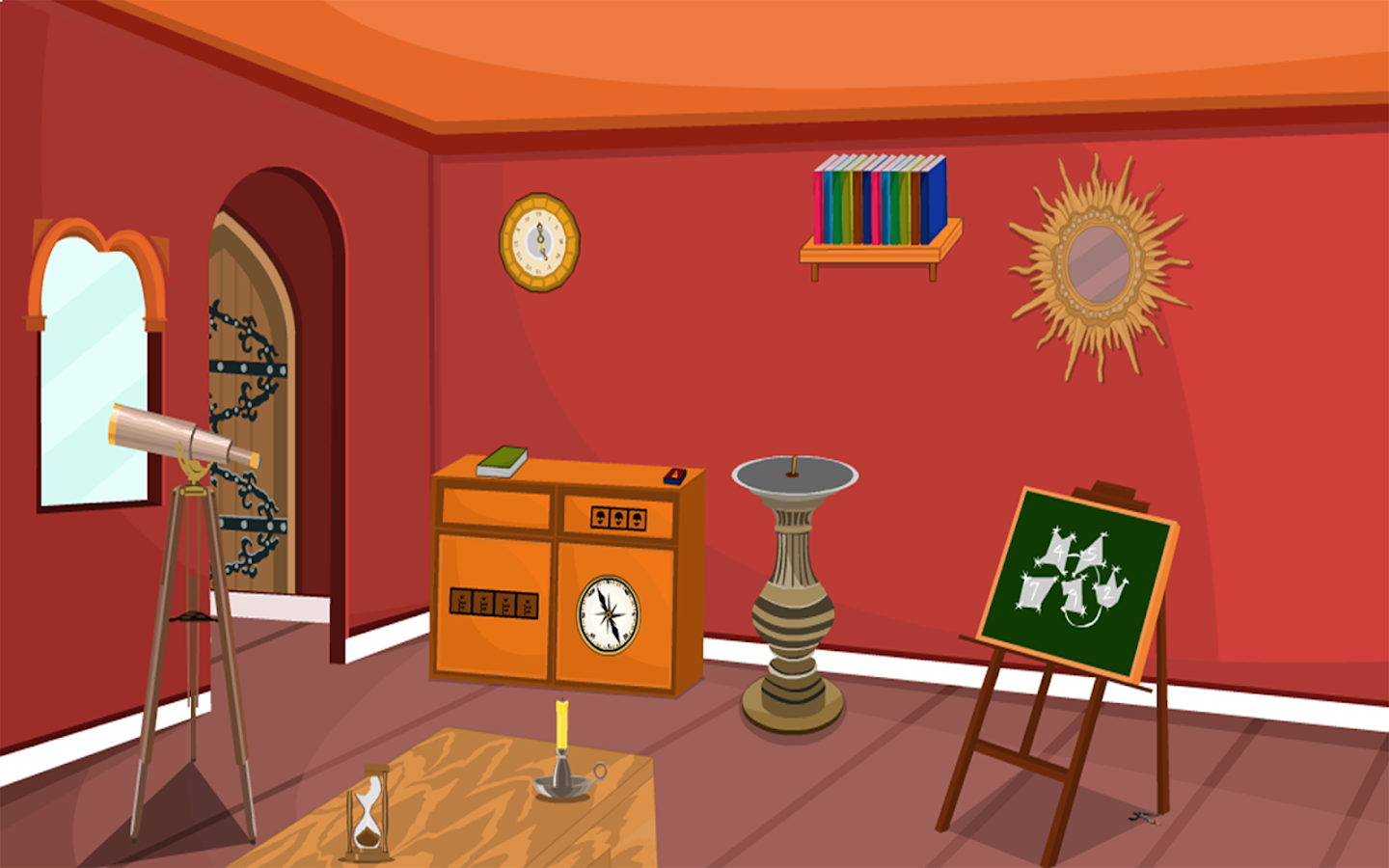 3d Escape Games Puzzle Rooms 4 Android Apps On Google Play