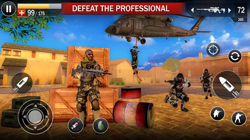 FPS War Secret Mission - Free Shooting Games 2020 1.5 screenshots 1