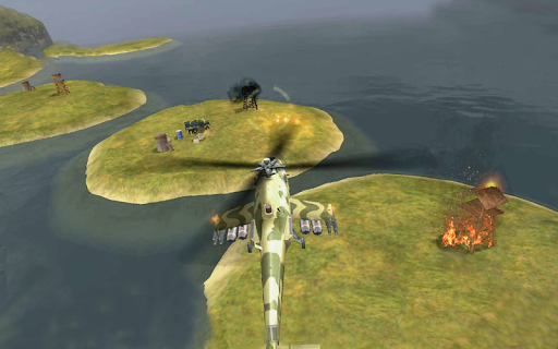 Commando Gunship Battle Strike for PC