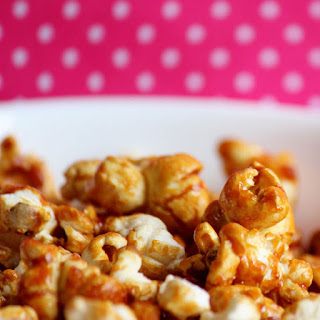 Candied Popcorn and Nuts