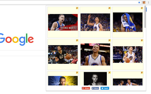Stephen Curry Image Gallery