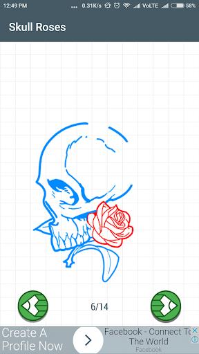 Learn How To Draw Tattoo 1.0 screenshots 4
