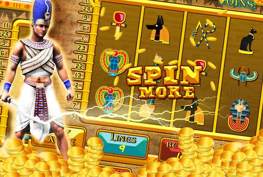 Ancient Pharaoh Slots Jackpot